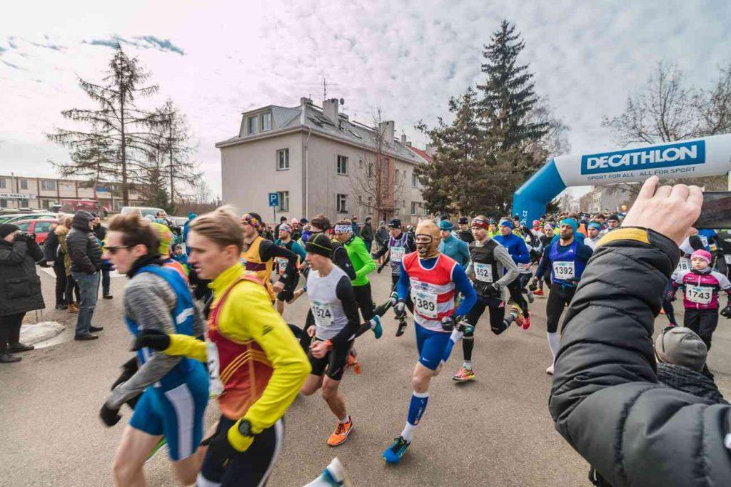 2. běžecký trénink ve čtvrtek 19.12. s VT GYM