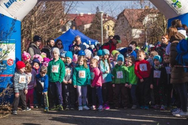 Zvyšujeme kapacitu dětských závodů, kluci a holky poběží zvlášť