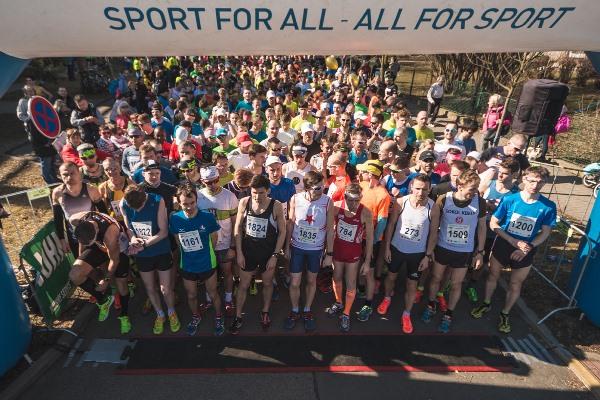 1 200 registrovaných závodníků
