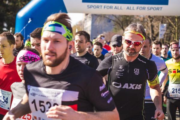 1. běžecký trénink v pátek 13.12. s VT GYM