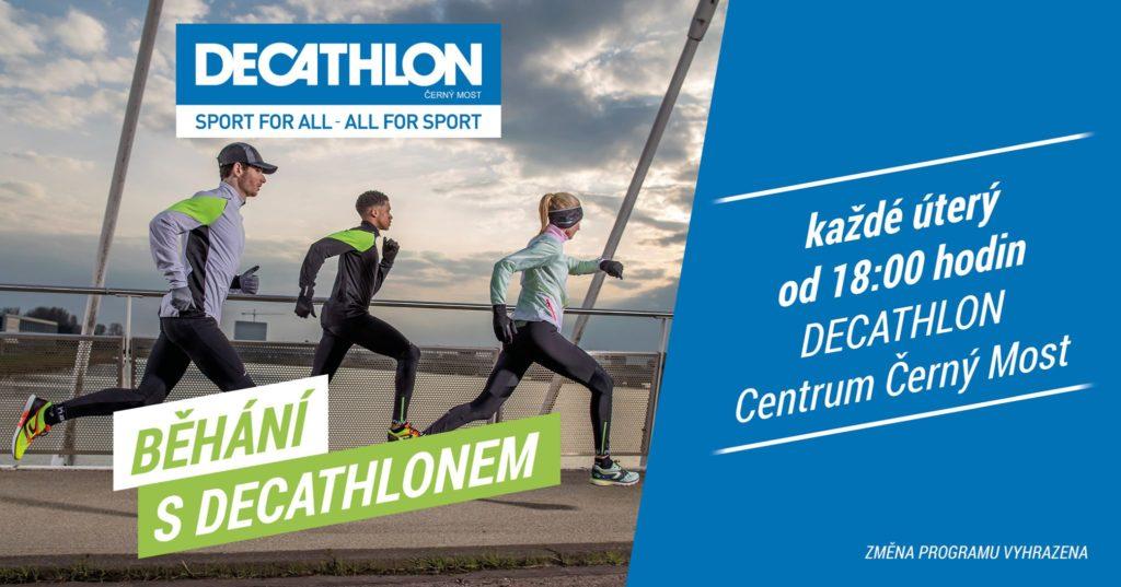 Připravte se na závod a běhejte s Decathlonem