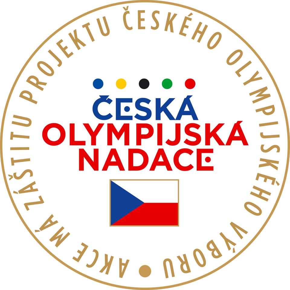 Naše akce má záštitu České olympijské nadace