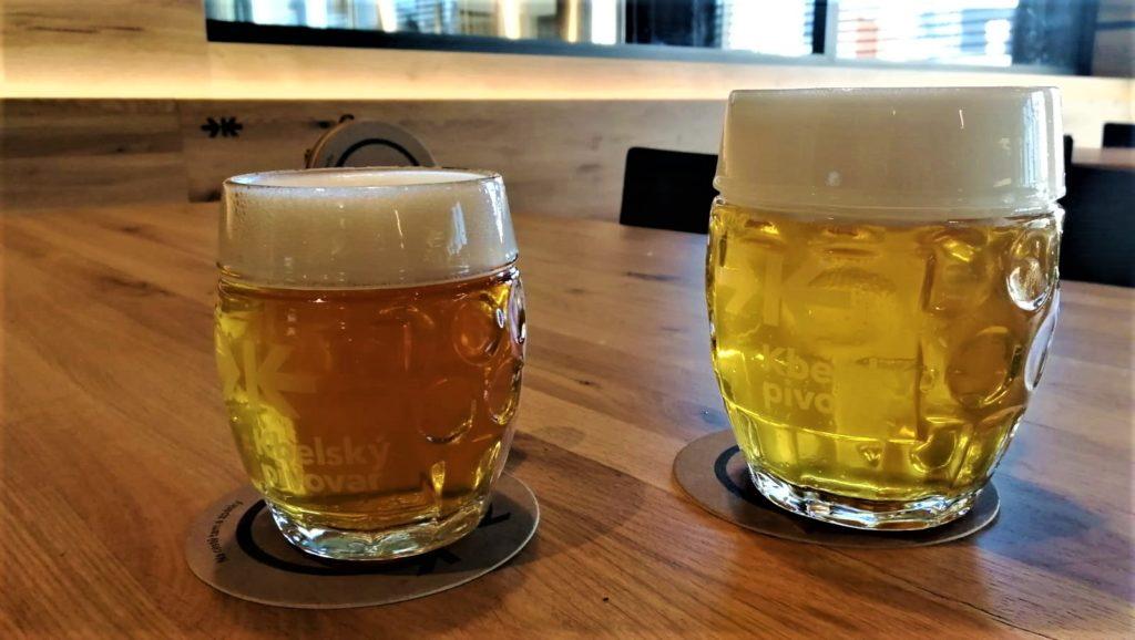 11. kilometr s Kbelským pivovarem