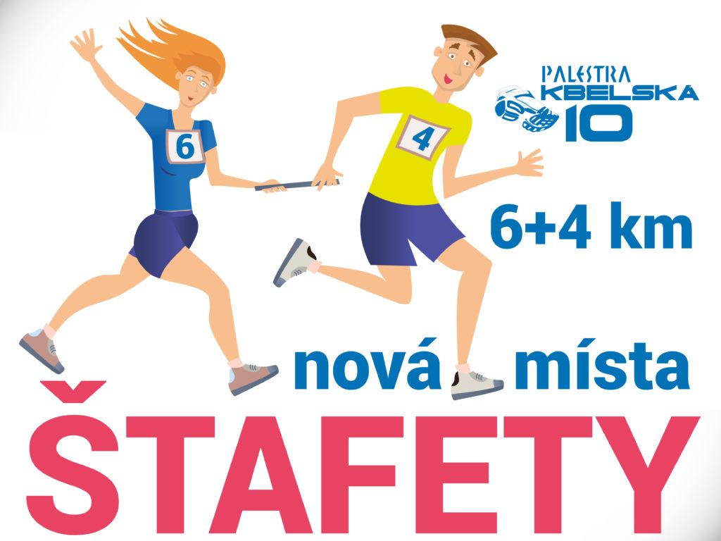 Organizační pokyny pro účastníky štafety 6 + 4 km