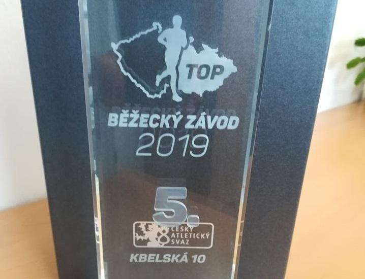 Palestra Kbelská 10 opět jedním z Top běžeckých závodů