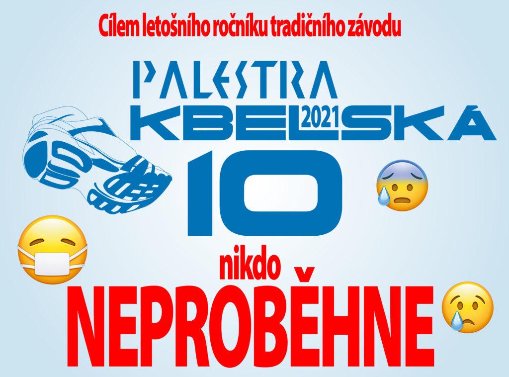 PALESTRA Kbelská 10 v březnu 2021 neproběhne