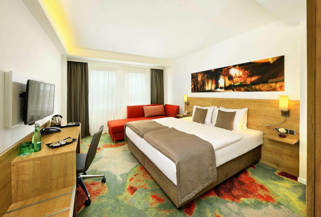 Sleva na ubytování v Hotelu Duo na Proseku